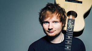 ED Sheeran in Montreal PRIVATE LOGE Wednesday July 19th(6 Ticket