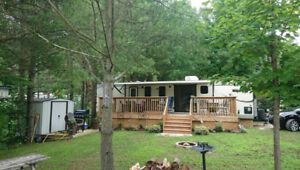 2015 40ft Catalina Destination Trailer with water view