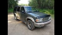 2004 ford explorer limited 4.0