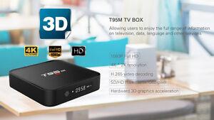 Android Box/starting 69.99./zoomtak/T95M/t95X/t8V/T8H/T8X/T8V Kitchener / Waterloo Kitchener Area image 6