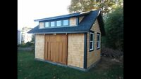 Lowery construction - Sheds