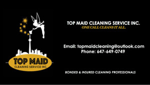 Bonded and Insured Cleaning Professionals