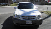 2005 Mazda Tribute leather SUV, Crossover-Certified