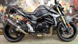 2015 Suzuki GSX-S750A. Everyones approved. Only $199 per month.