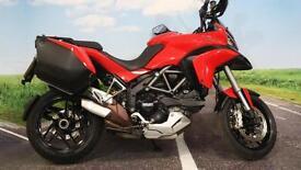 Ducati Multistrada 1200 S Touring 2012