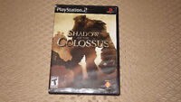 Shadow of Colossus - Sony Playstation 2 PS2