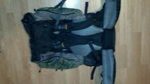 ALPS Mountaineering Internal Frame Pack