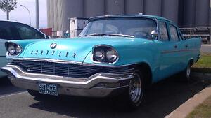 1957 Chrysler Autre Windsor Berline