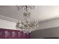 3 chandeliers for sale