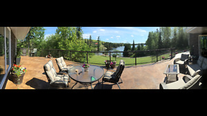 lake front home!