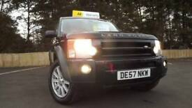 NOW SOLD Land Rover Discovery 3 2.7 Seat, Turbo Diesel, V6 auto 2008 SE
