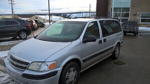 2003 Chevrolet Venture EXT Minivan, Van