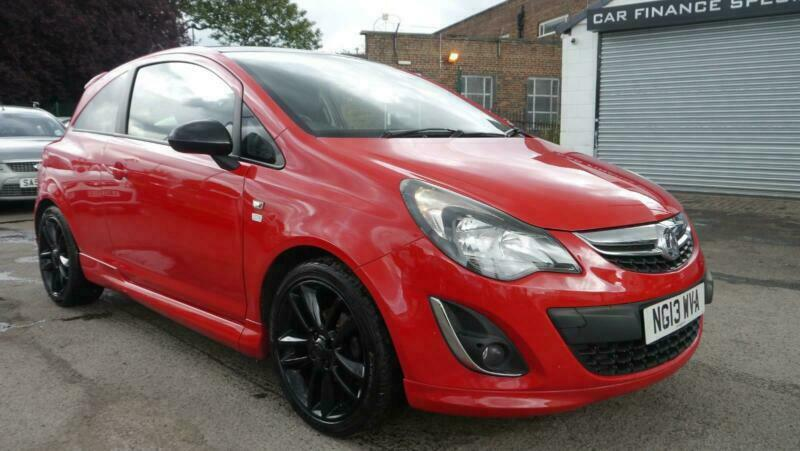 2013 VAUXHALL CORSA 1 2i 16v Limited Edition ( a/c ) | in Crossgates, West  Yorkshire | Gumtree