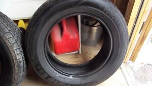 2 tires 225 65 r17