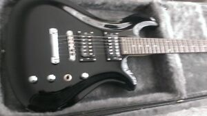 BC RICH EAGLE ARCH TOP ELECTRIC GUITAR