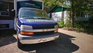 Chevrolet express 3500 cube roue simple 12pieds