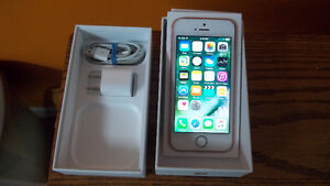 brand new in wrapper, iphone SE 16gb Bell/ Virgin