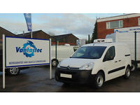 Citroen Berlingo LX 625 1.6BHdi 75PS Refrigerated Chiller Van