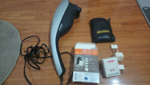 Body Massager with converter