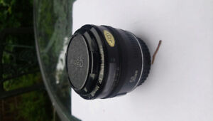 Canon 50mm f/1.8Original Metal Mount EF