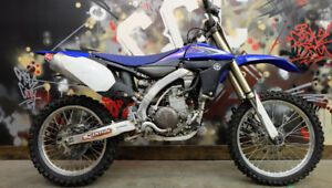 2010 Yamaha YZ450F. Everyones approved. Only $149 per month.