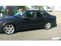 Saab 9-5 2.3t Linear Sport Turbo Automatic, 4dr, Clamate, Air Con, Leather FSH