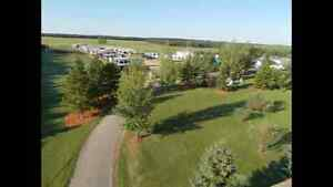 Bonnyville RV Lot For Rent