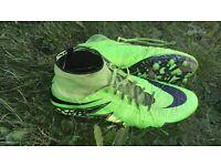 Nike Hypervenoms size 11