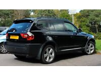 BMW X3 3.0i 2004 231bhp