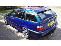 "E36 318i LPG MANUAL 1 years mot now on 16""alloys px ( no jap thanks)swap"