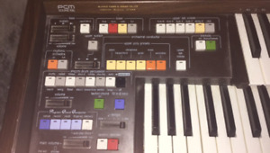 Electric Organ Mint Condition