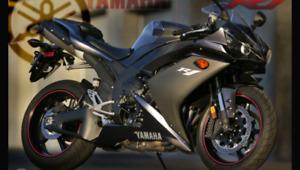 2007 Yamaha R1 Raven Edition complete bike