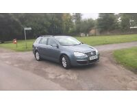 VW Golf TDI Estate 2008