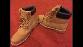Timberlands size 8 for men