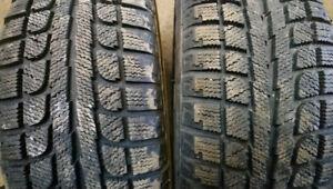 2 pneus 195/60R15