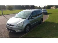 Ford Galaxy diesel 2007 silver Manual 92000 mileage very clean MPV