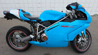 Just in! 2003 Ducati 749s  Only $135.00 per month