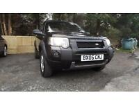 Land Rover Freelander 2.0Td4 2006MY Adventurer Glasgow Scotland