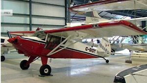 Experimental Registered Piper PA-22/20  160hp Pacer