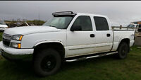 2006 Chevrolet Silverado 1500 Chrome Pickup Truck