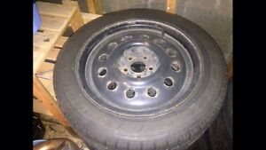 Used Nordic Icetrac snow tires