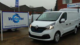 Renault Trafic Van 1.6dCi LL29 120 Sport with Rear Camera