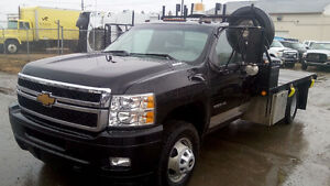 2011 CHEVROLET SILVERADO 3500 HD 6.0L V8 FLEX HOT PRICE