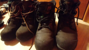 For Sale : work boots