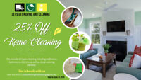 $22.50/hr CLEANING SERVICES! CHOOSE THE BEST