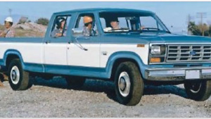 1990 Ford Other Pickup Truck