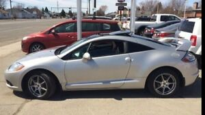 2012 Mitsubishi Eclipse GS 5 speed Coupe