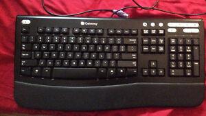 Gateway Wired Keyboard