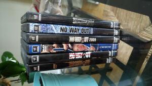WWE No Way Out Set