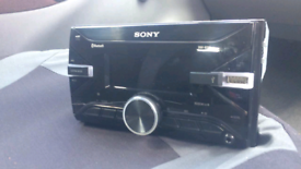 Sony DSX B700 car stereo